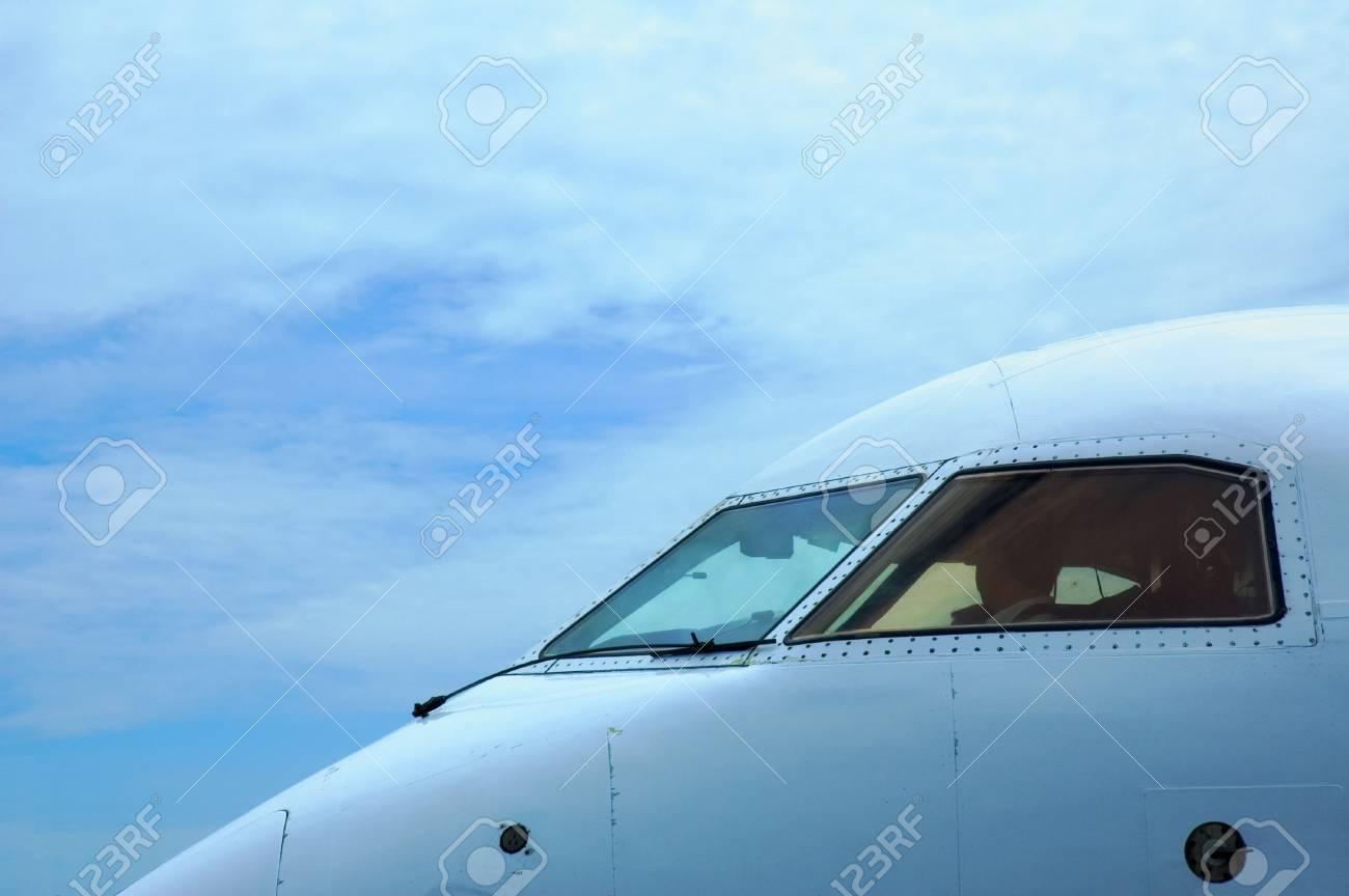 airplane cabin Stock Photo - 317932