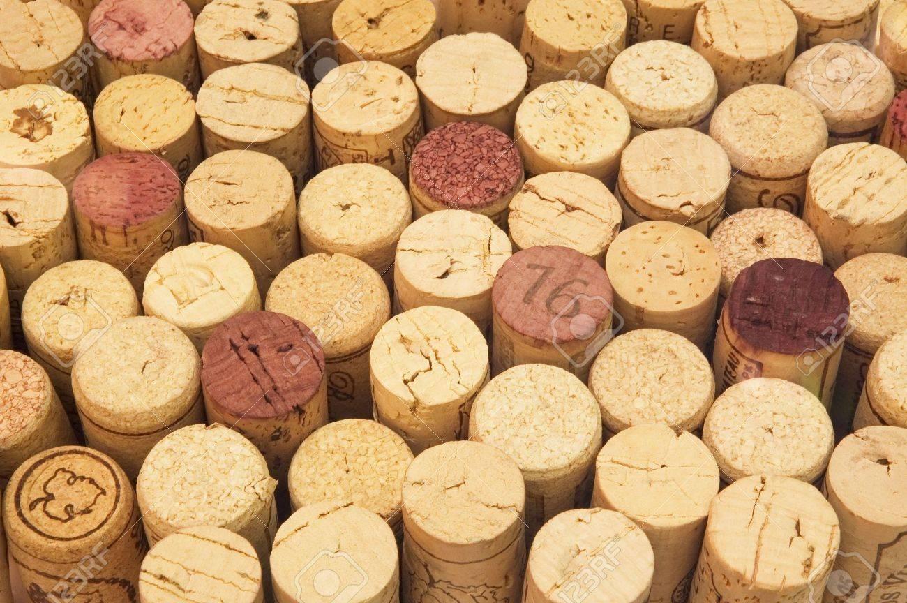 wine cork background Stock Photo - 327187