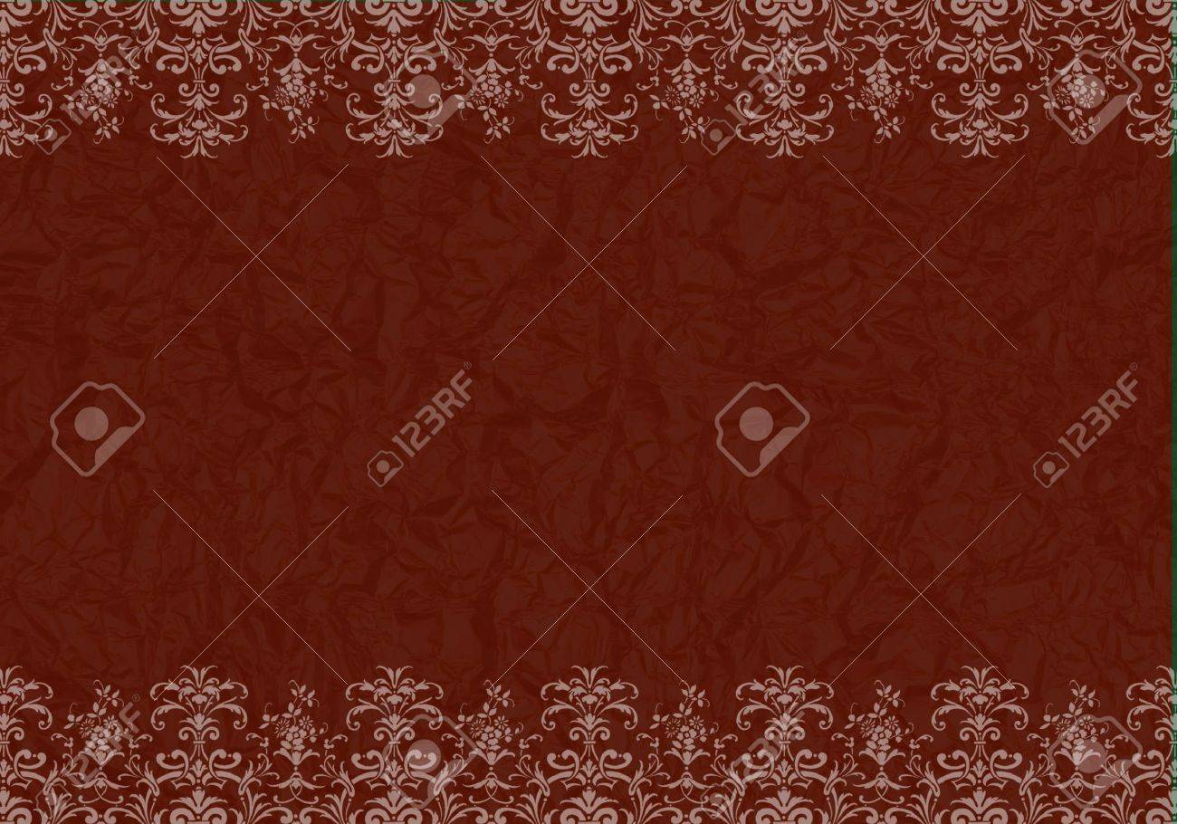 frame with red textured background Stock Photo - 353846