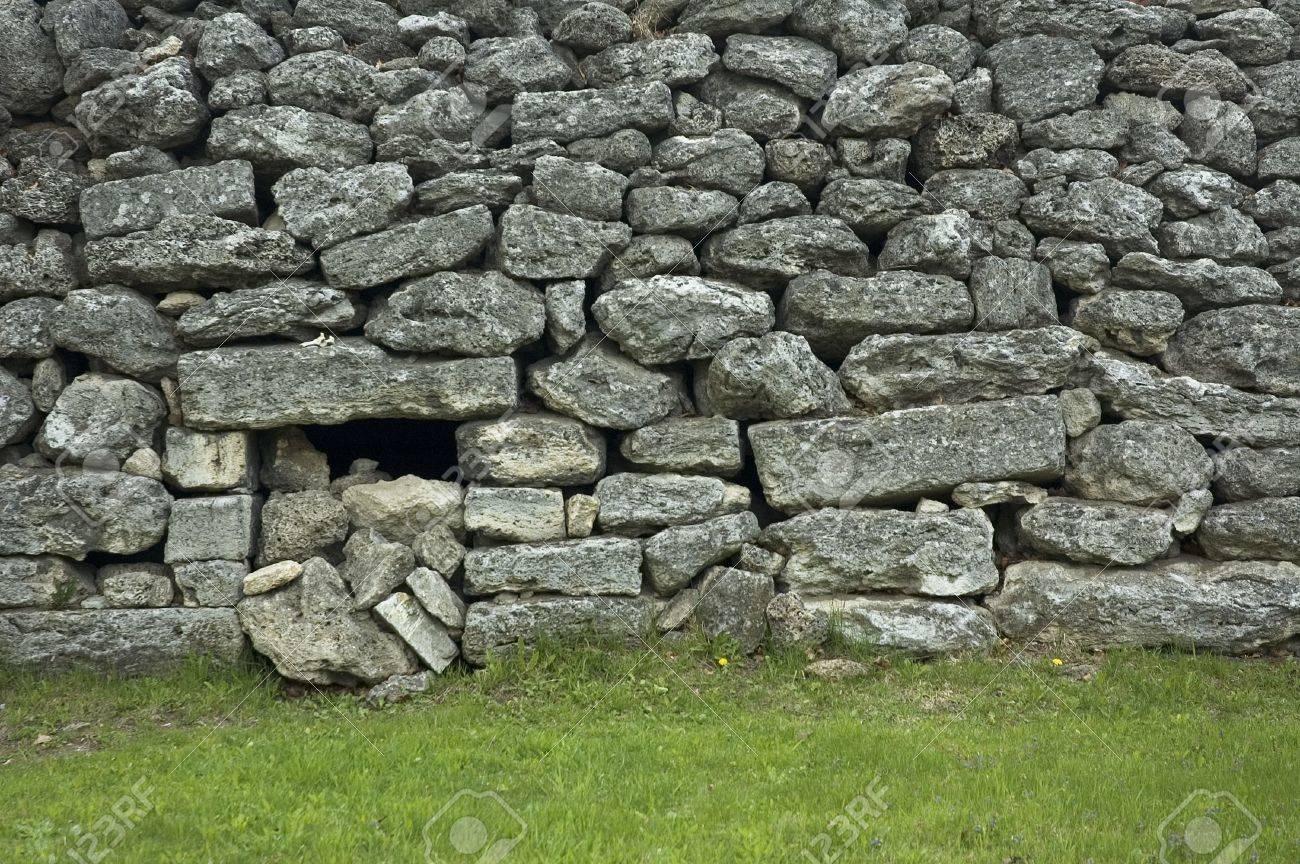 ancient wall Stock Photo - 412893