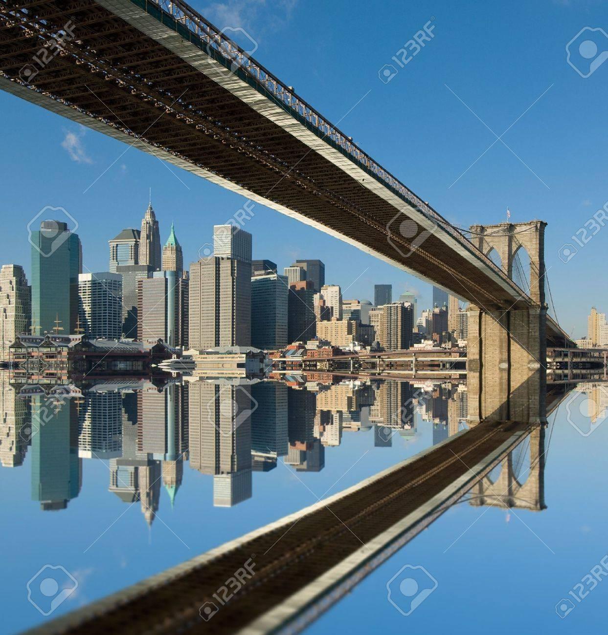 brooklyn bridge, new york, usa Stock Photo - 3039319