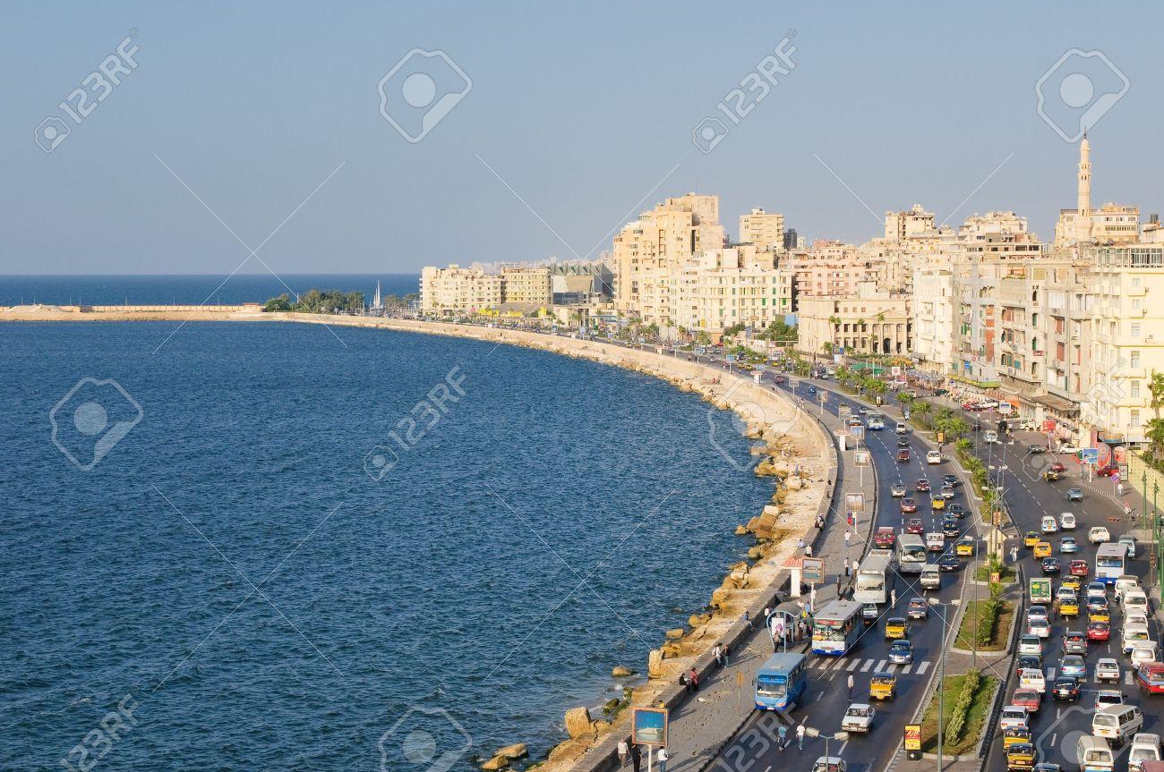 Feliz Navidad - Página 7 4140537-vista-del-puerto-de-alejandr%C3%ADa-egipto