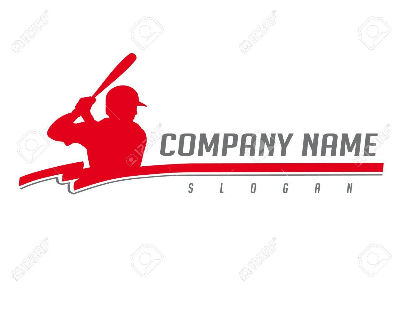 Baseball logo 2 - 80633681