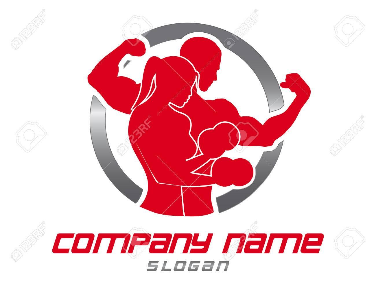 Logo gym - 80942875