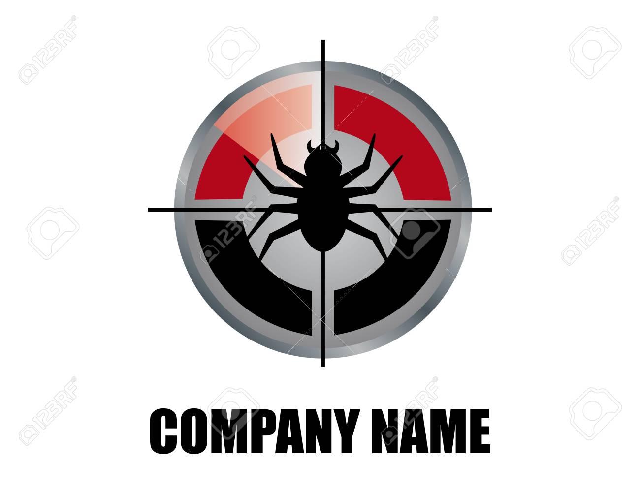 Pest control logo - 81619087