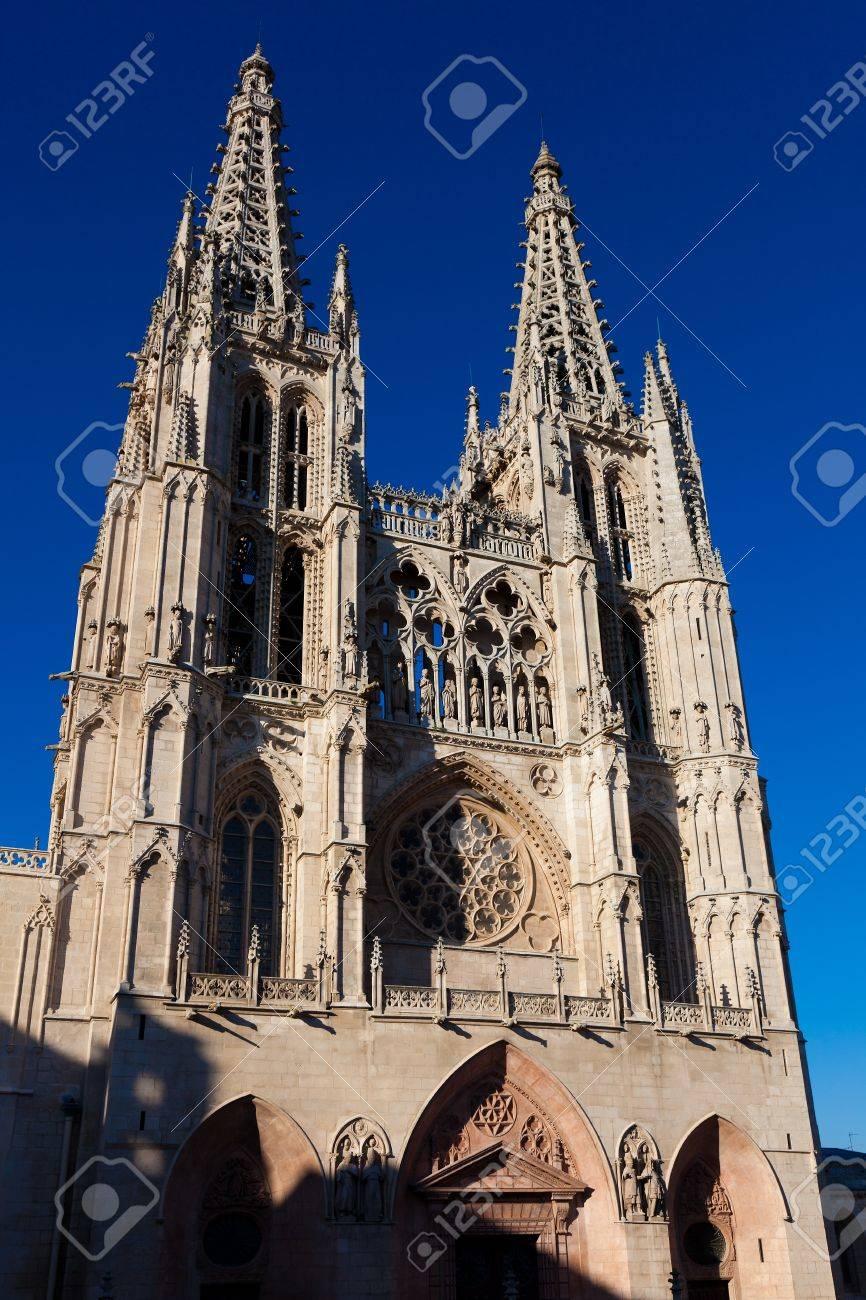 Cathedral of Burgos, Castilla y Leon, Spain Stock Photo - 14206572