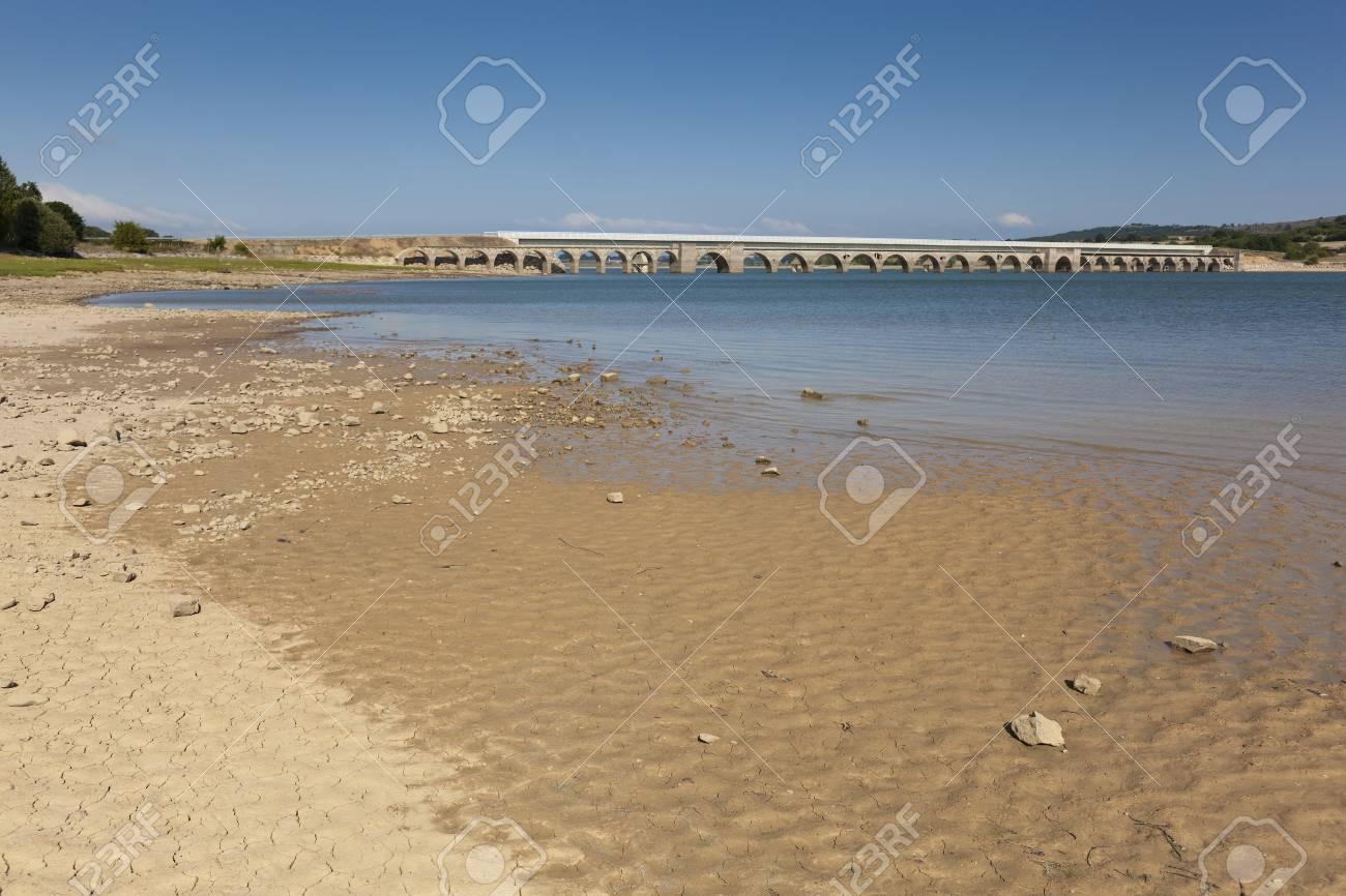 Ebro reservoir, Burgos, Castilla y Leon, Spain Stock Photo - 14984460