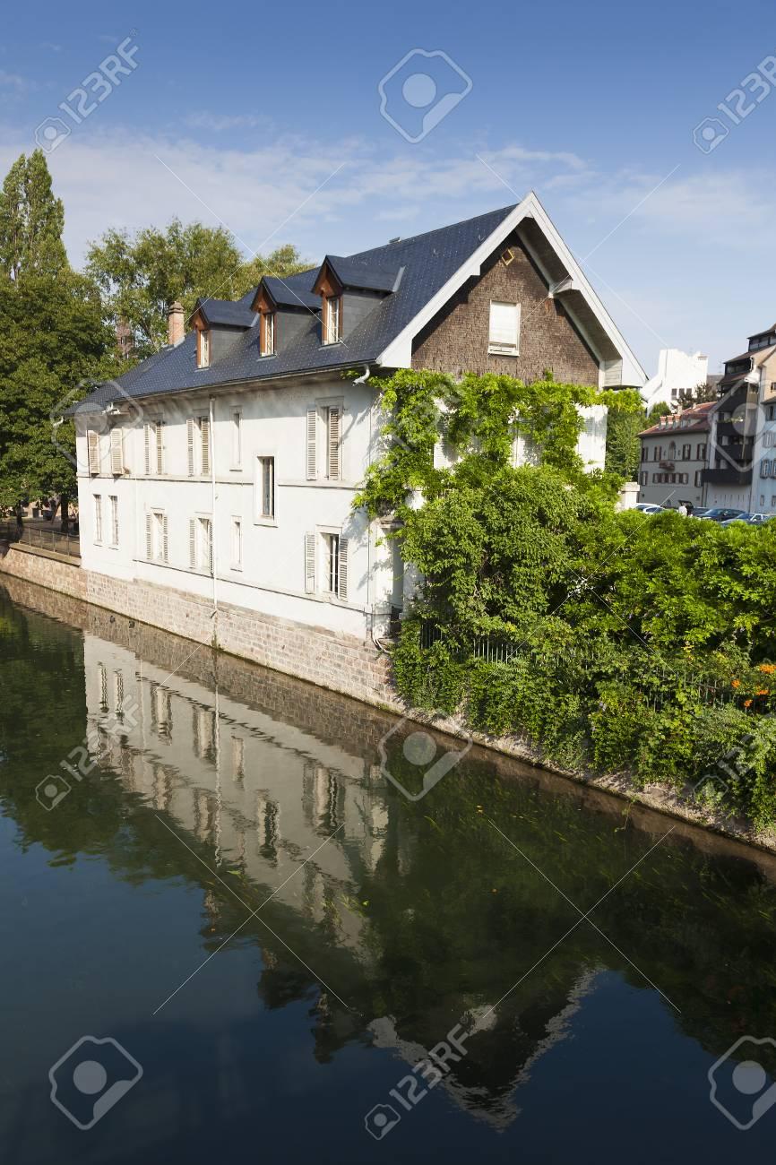 Architecte Bas Rhin architecture of the petite france, strasbourg, bas-rhin, alsace,..