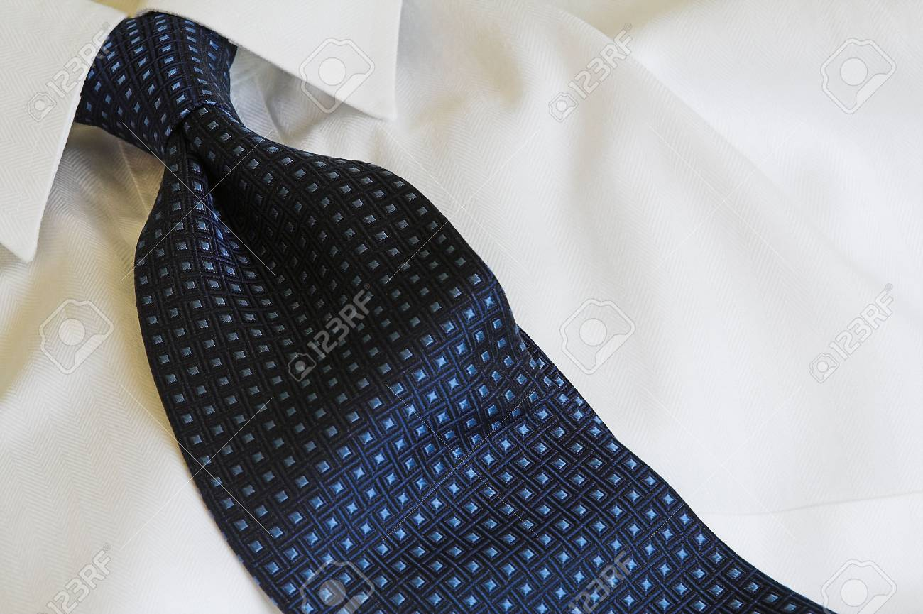 shirt and tie Stock Photo - 424983