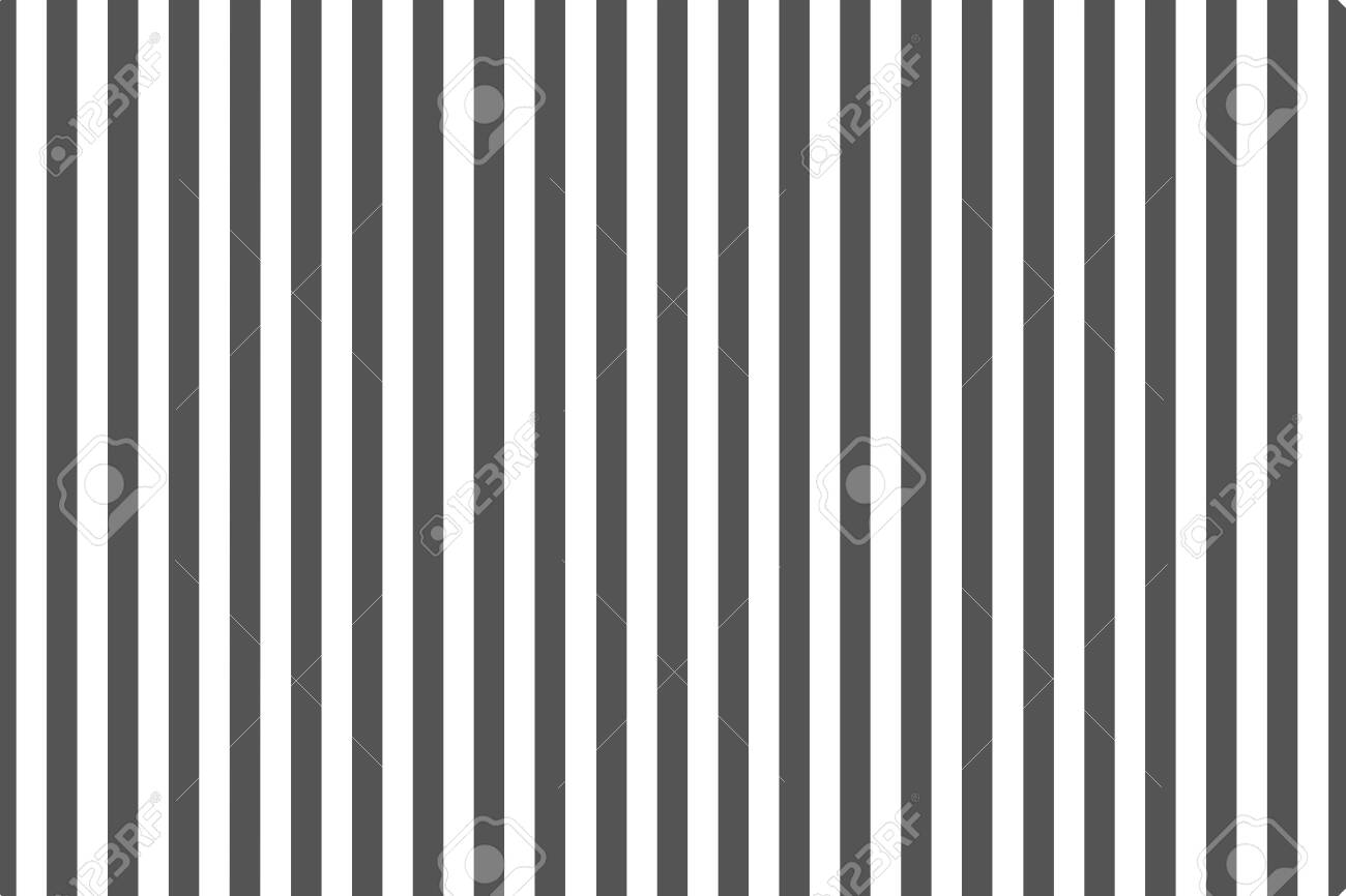 Black and white straight stripes paper chart background - 150920736