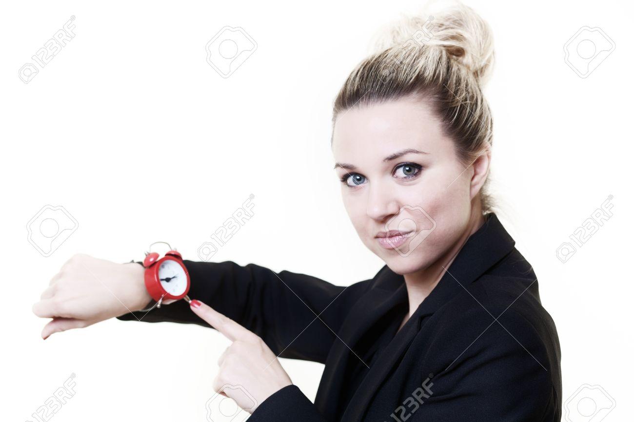 guardare l orologio
