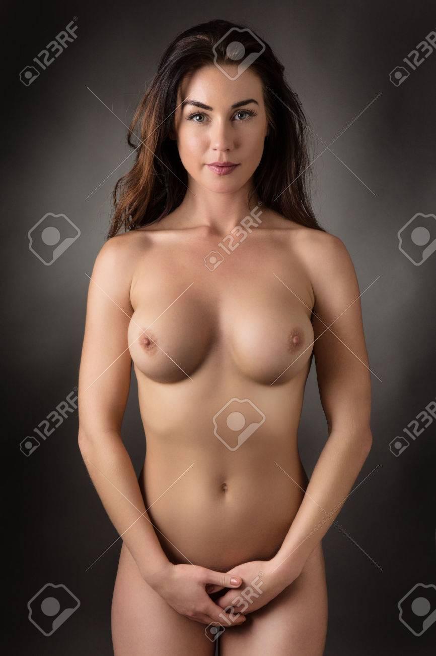 Vagin noir nu