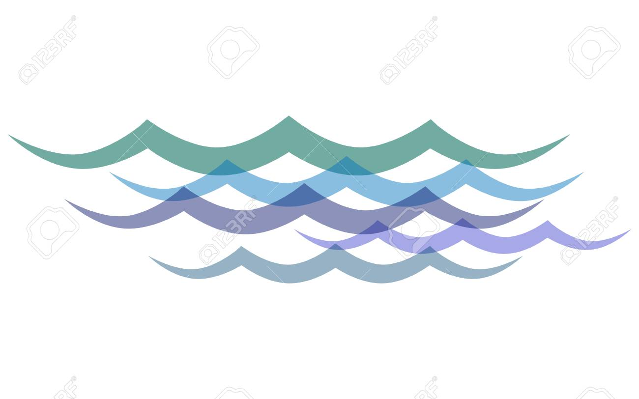 clip art transparent waves vector royalty free cliparts vectors rh 123rf com wave vector art wave vector art