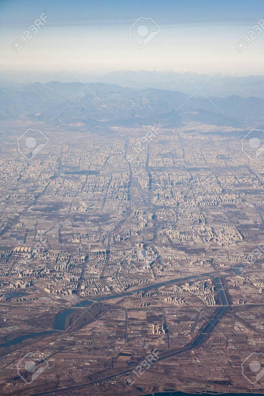 北京市の航空写真ビュー ロイヤ...