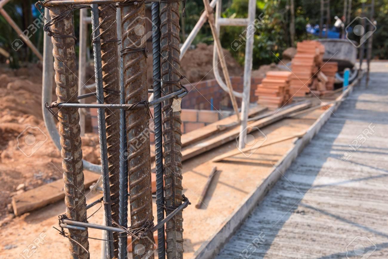 Stahl Matratze Für Betonbewehrungsstab In Rahmen Verstärkung Für Den ...