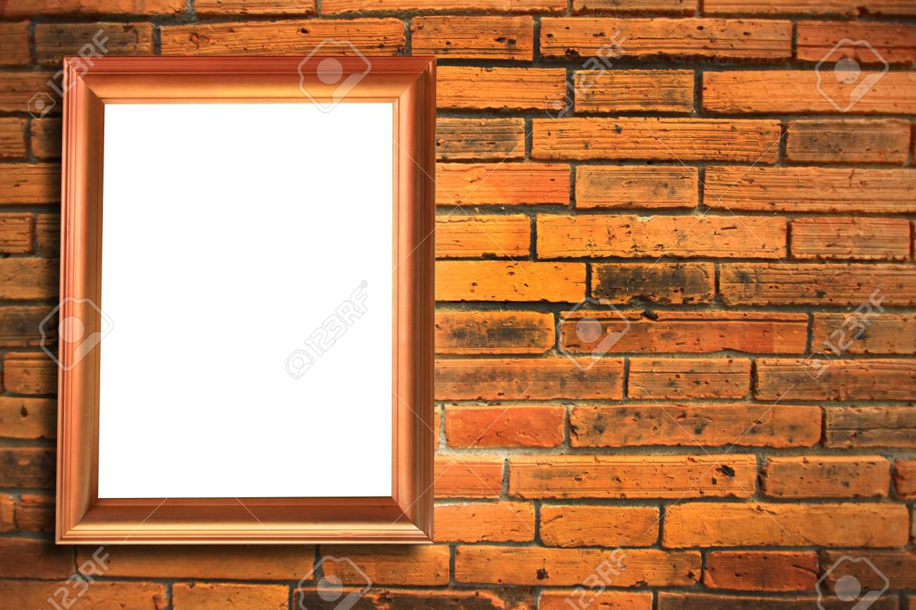 picture frame on the  wall Stock Photo - 9323826