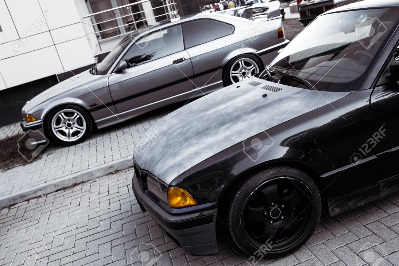 Moldova 09 25 2019 Sport Bmw E36 M3 Modern Stance Car Racing Stock Photo Picture And Royalty Free Image Image 133648451