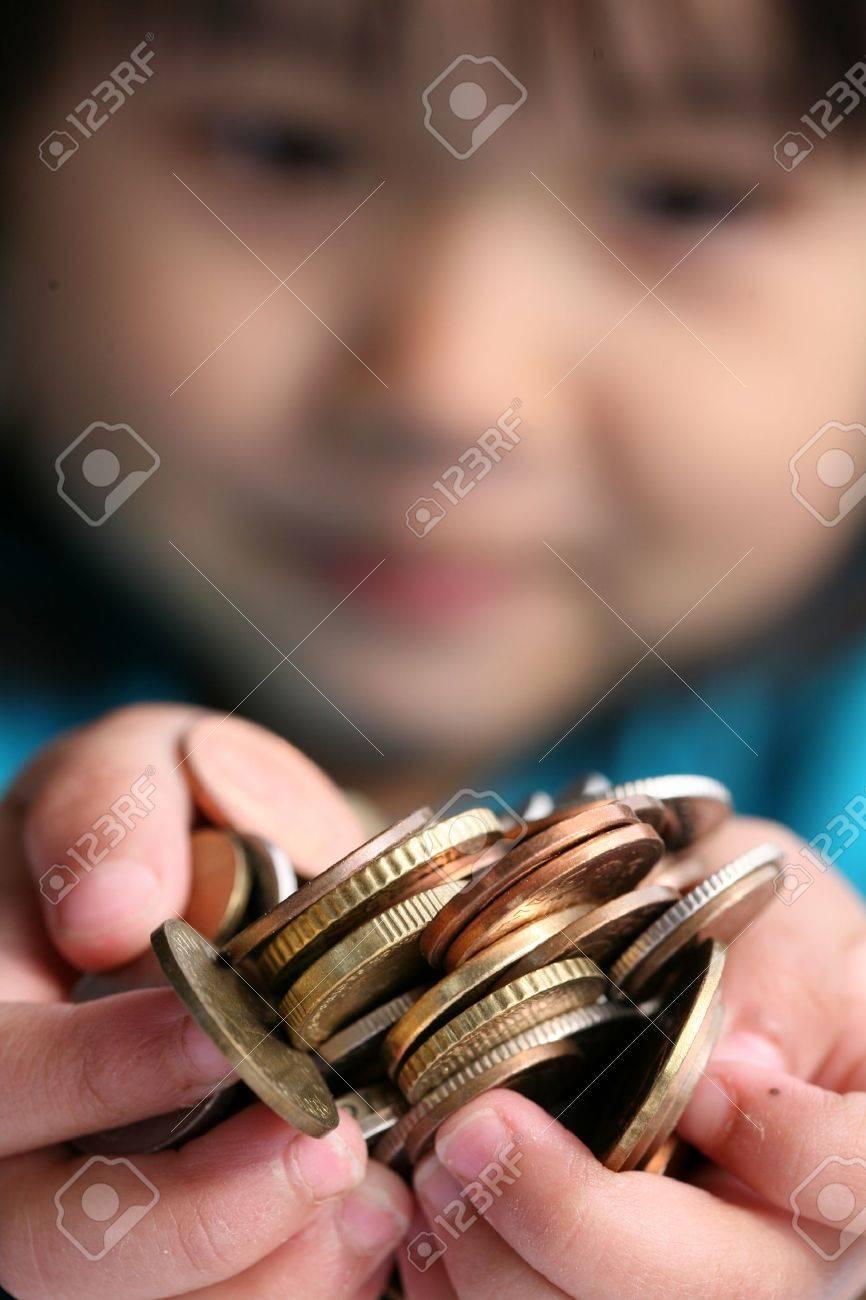 argent Banque d'images - 10071026