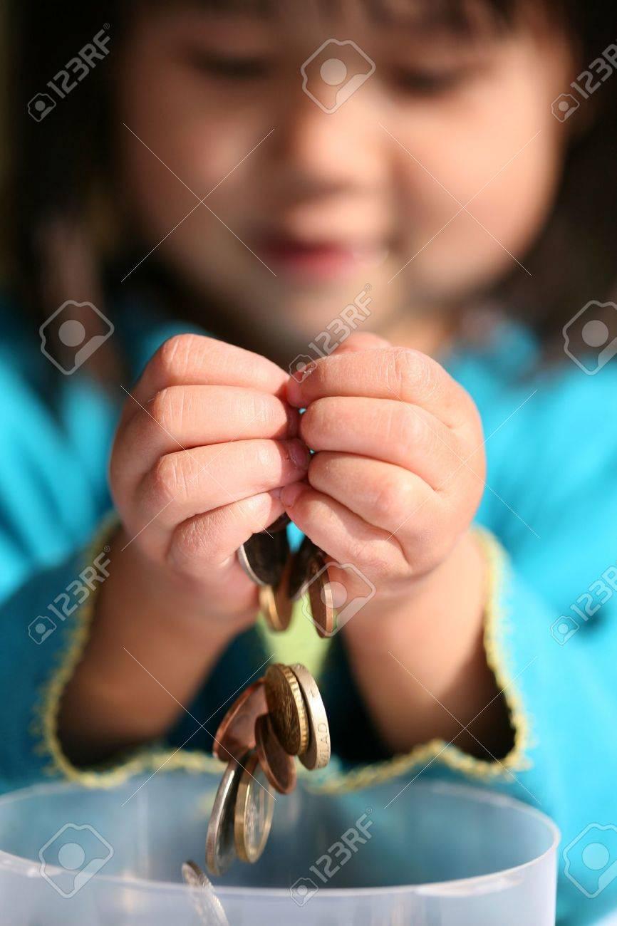 argent Banque d'images - 10071024