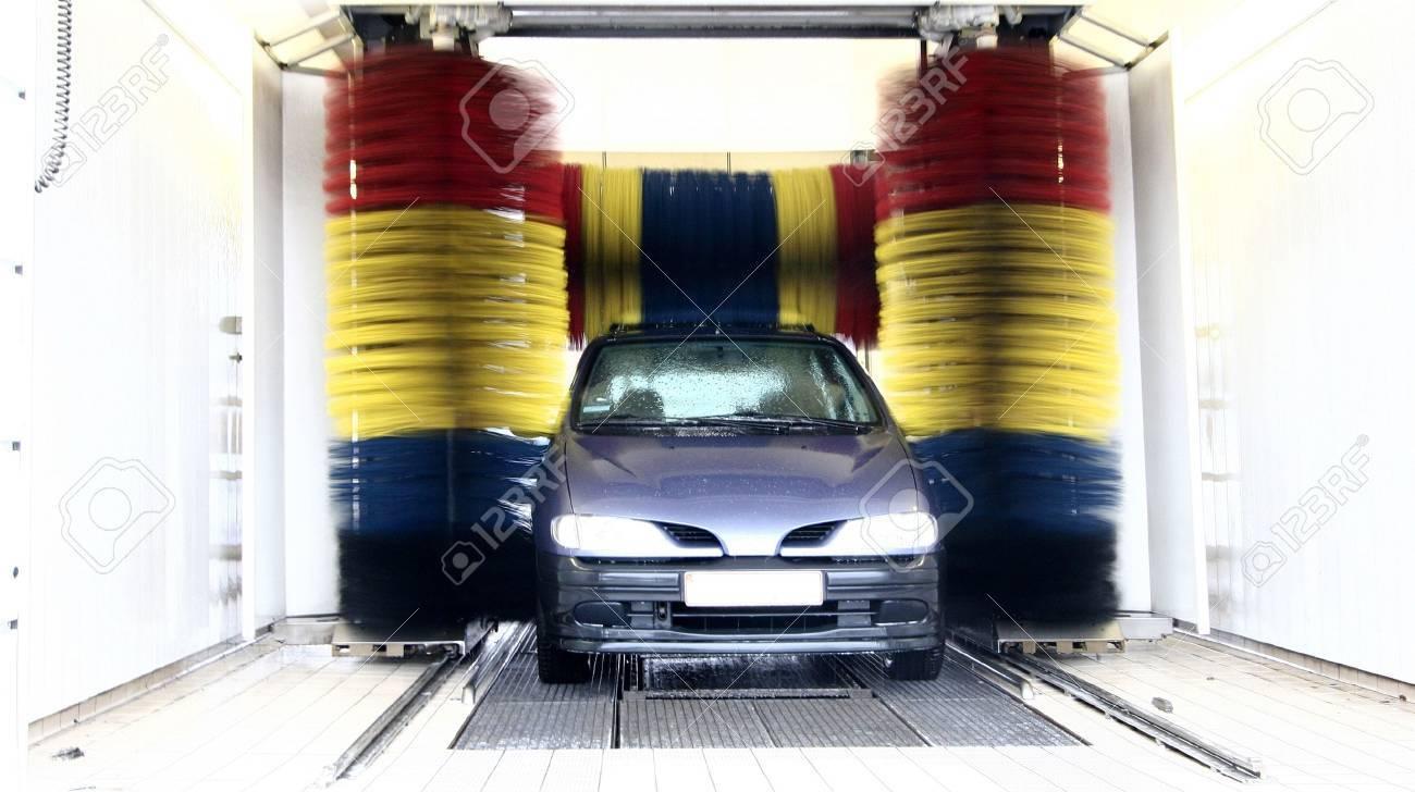 car wash Stock Photo - 10070730