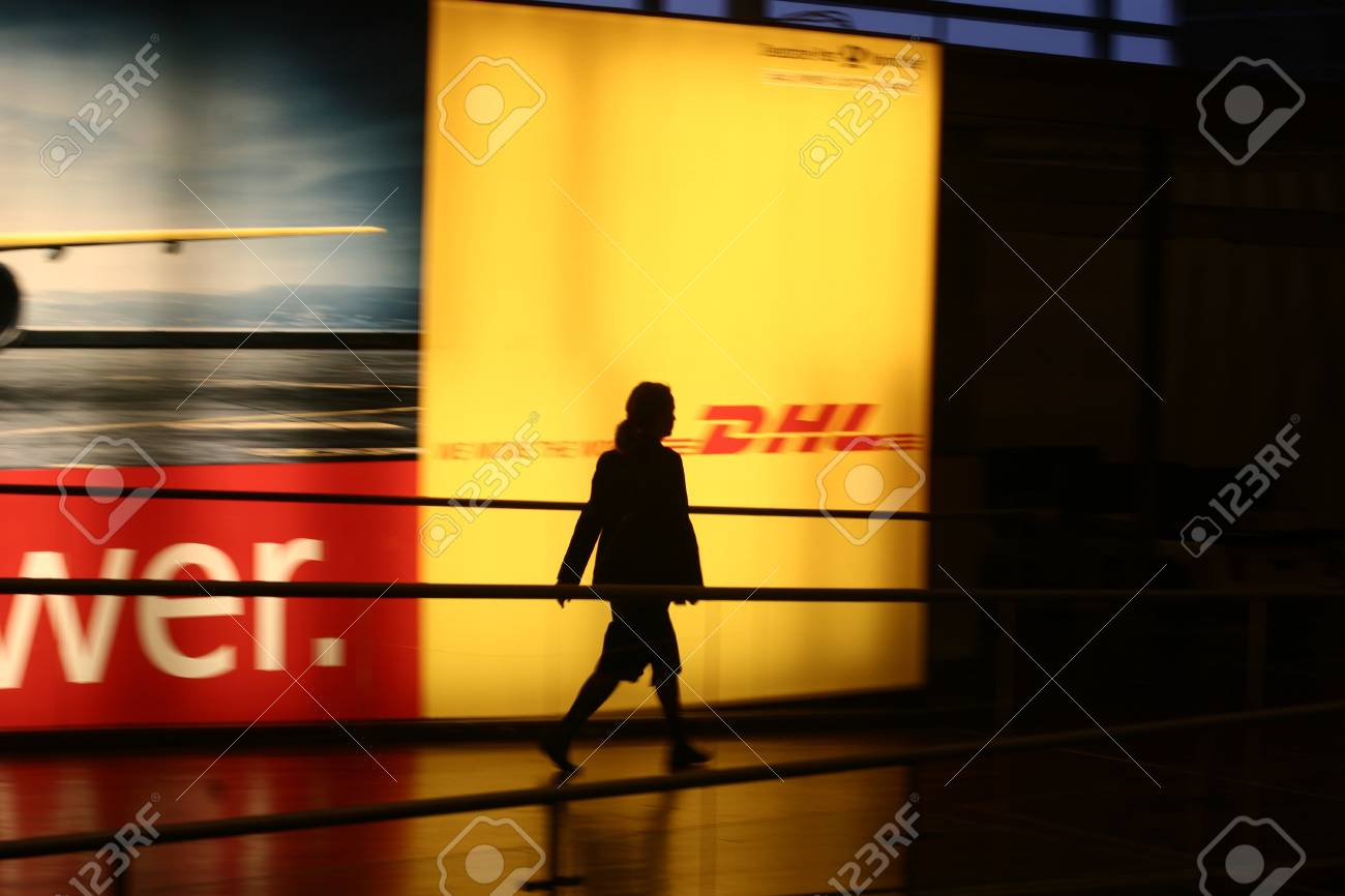 Airport in Copenhagen Stock Photo - 11750812