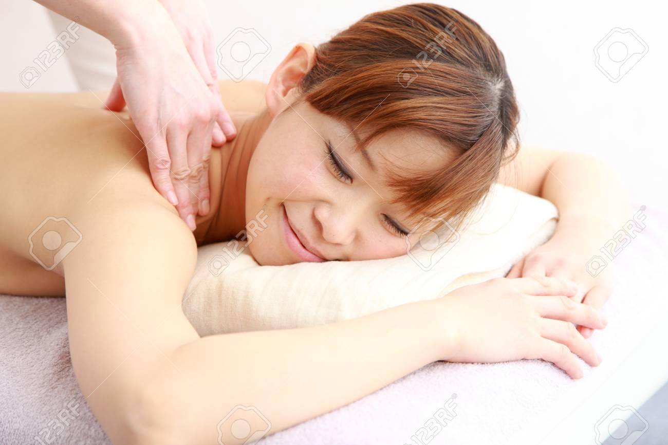 Asian Girl Massage White Girl