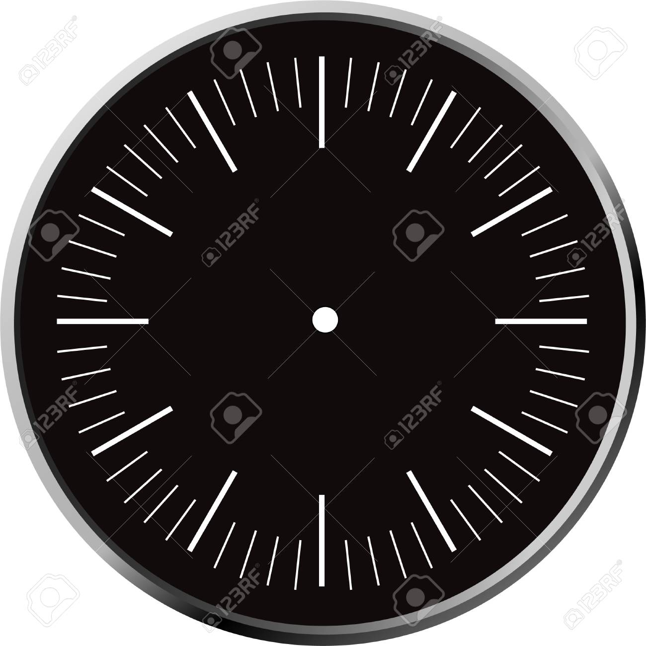 clock face blank royalty free cliparts, vectors, and stock