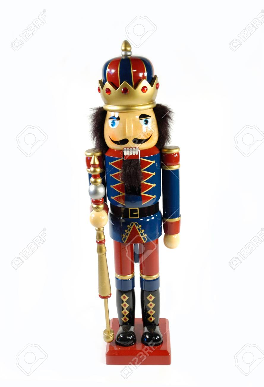 Nutcracker Christmas Ornament Stock Photo, Picture And Royalty Free ...