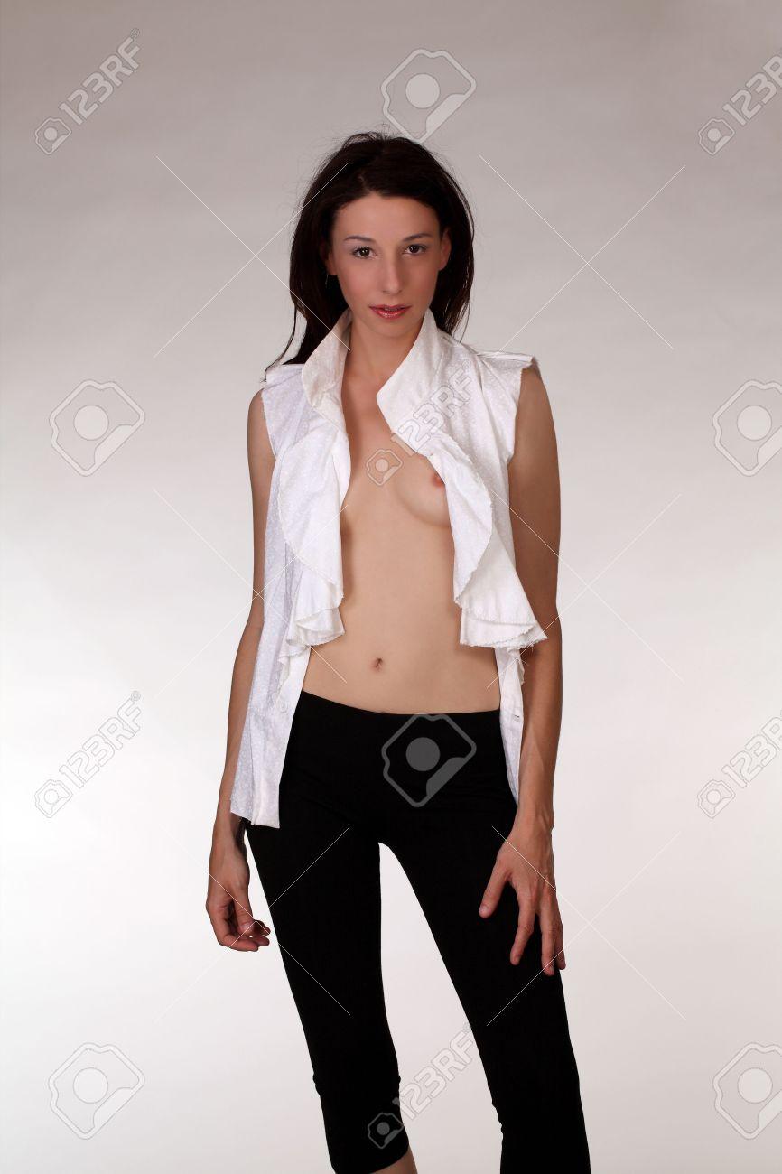 White breast pics