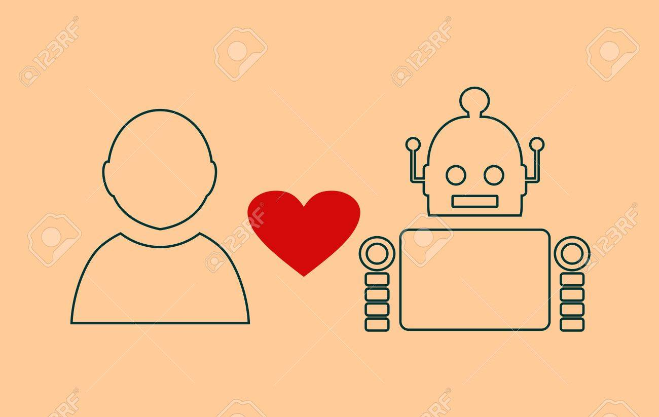 Human And Robot Relationships Robotics Industry Relative Image