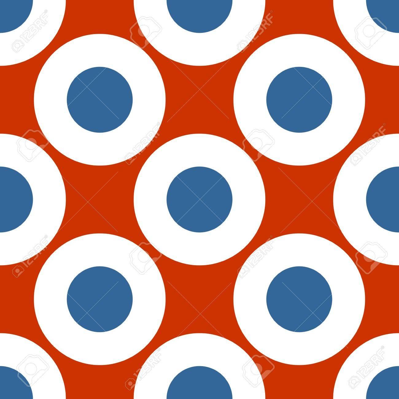 Concetto Di Design Bandiera Olandese Motivo Geometrico Senza