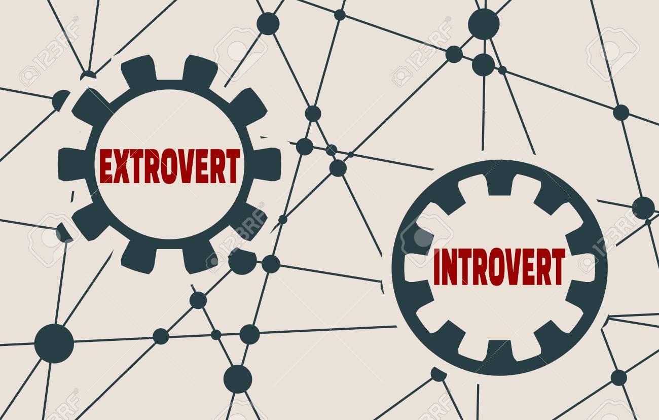 introvertiert oder extrovertiert