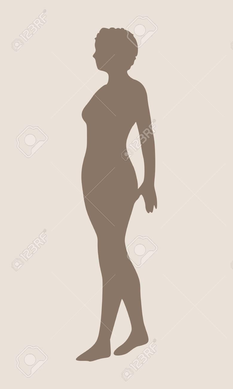 Fashion Mannequin Silhouette