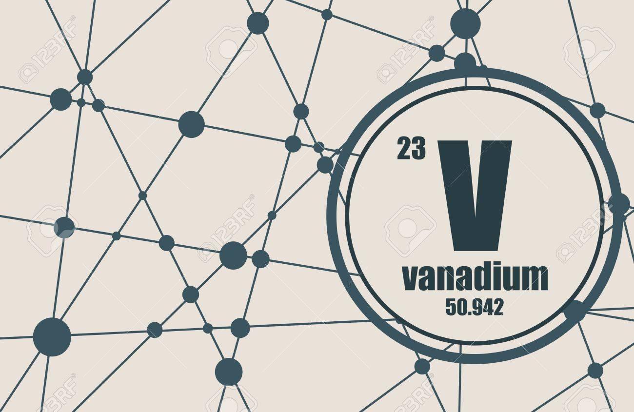 Elemento qumico del vanadio signo con el nmero atmico y el peso elemento qumico del vanadio signo con el nmero atmico y el peso atmico elemento urtaz Image collections