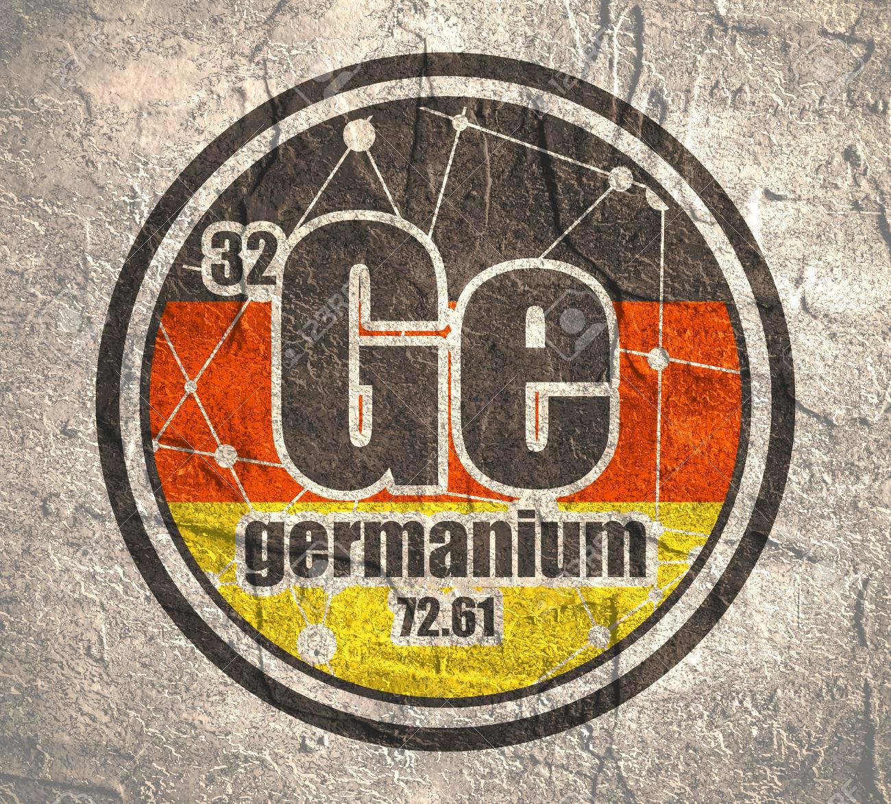 Elemento qumico del germanio signo con el nmero atmico y el peso elemento qumico del germanio signo con el nmero atmico y el peso atmico elemento urtaz Gallery