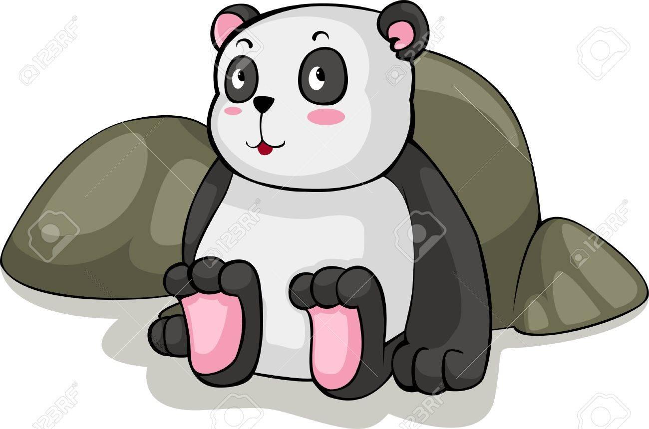 illustration Bear Stock Vector - 12702600