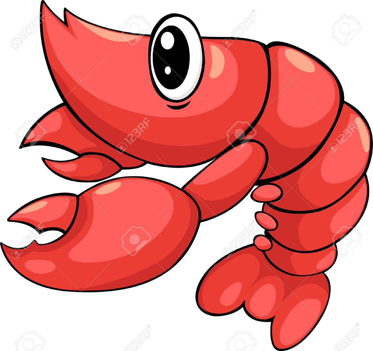 illustration shrimp vector file royalty free cliparts vectors and rh 123rf com Shrimp Boat Clip Art Fried Shrimp Clip Art