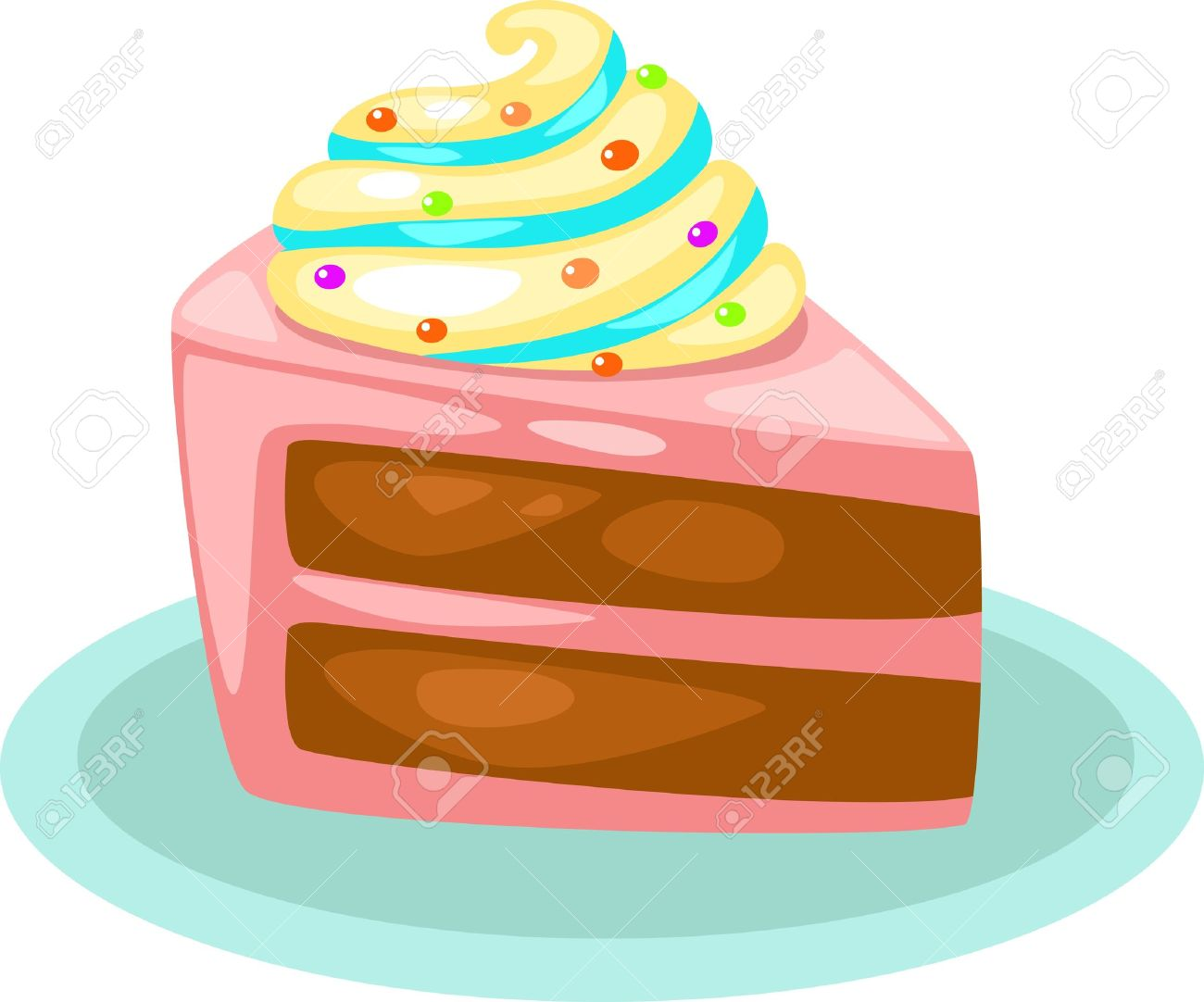 cake vector illustration royalty free cliparts vectors and stock rh 123rf com cake vector freepik cake vector png