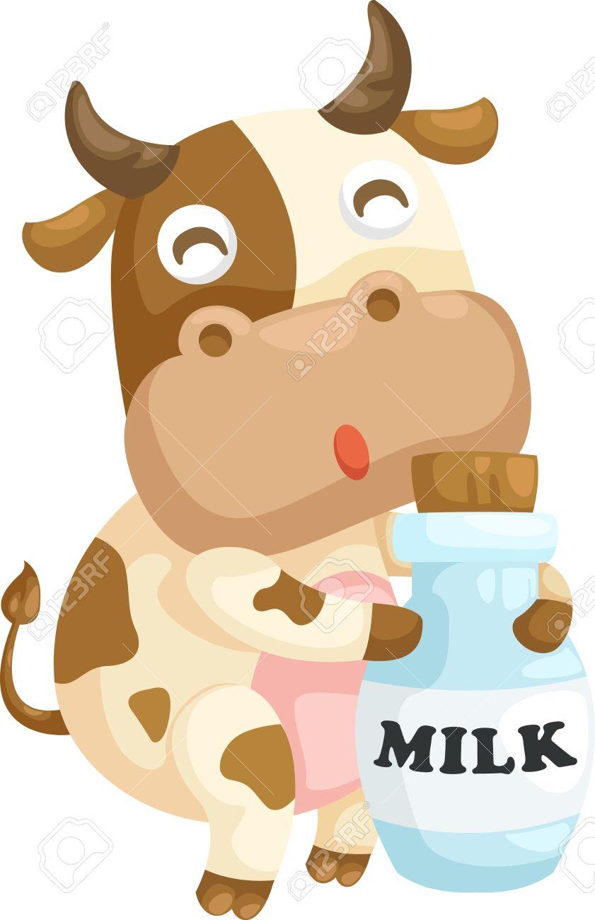 cow vector Illustration Stock Vector - 15454335