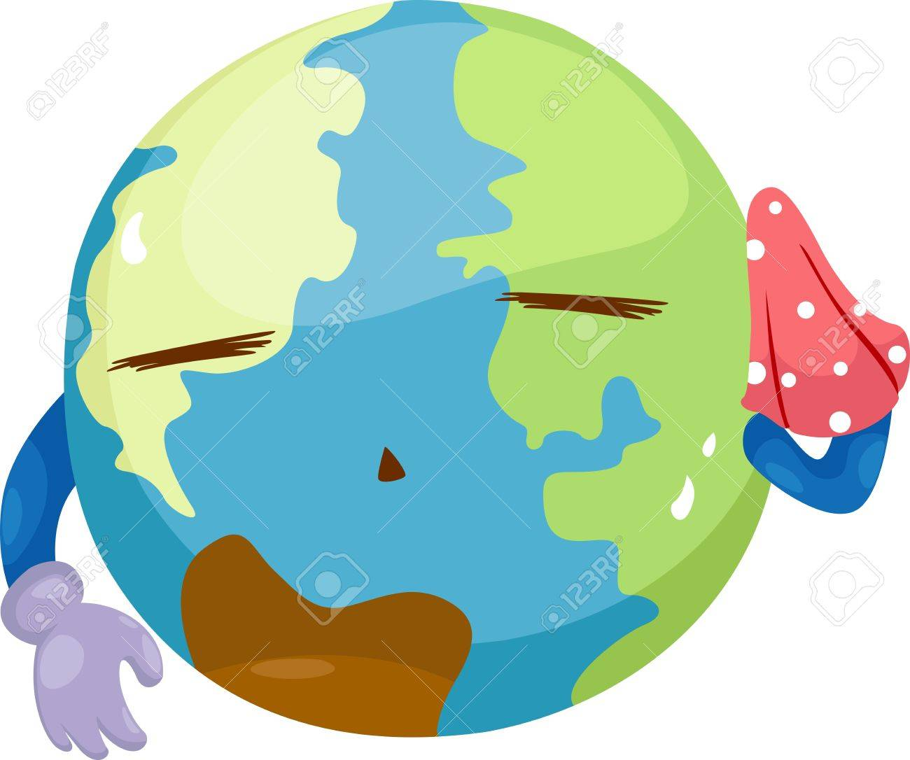 global warming Stock Vector - 15657168