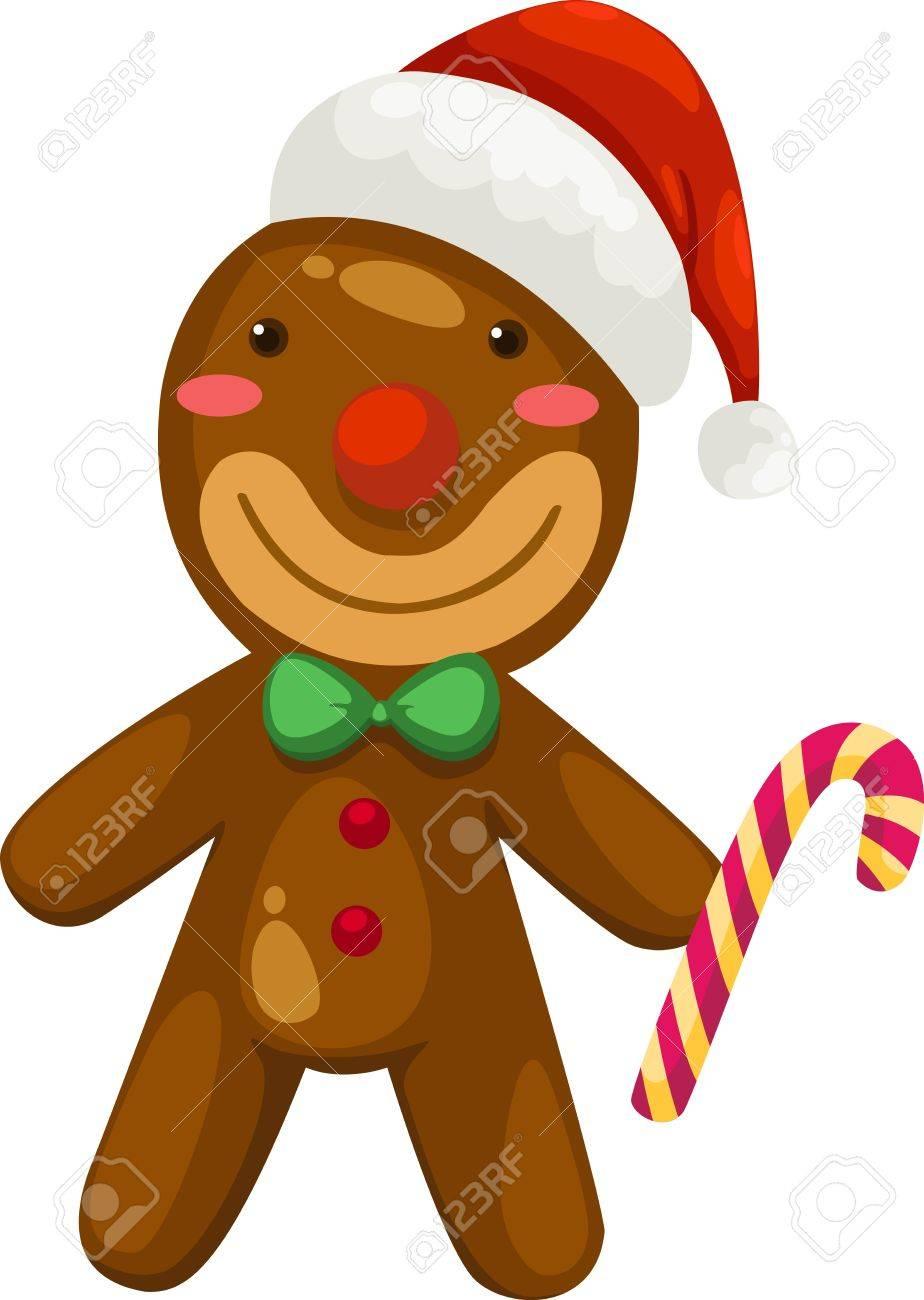 Gingerbread vector Stock Vector - 15657236