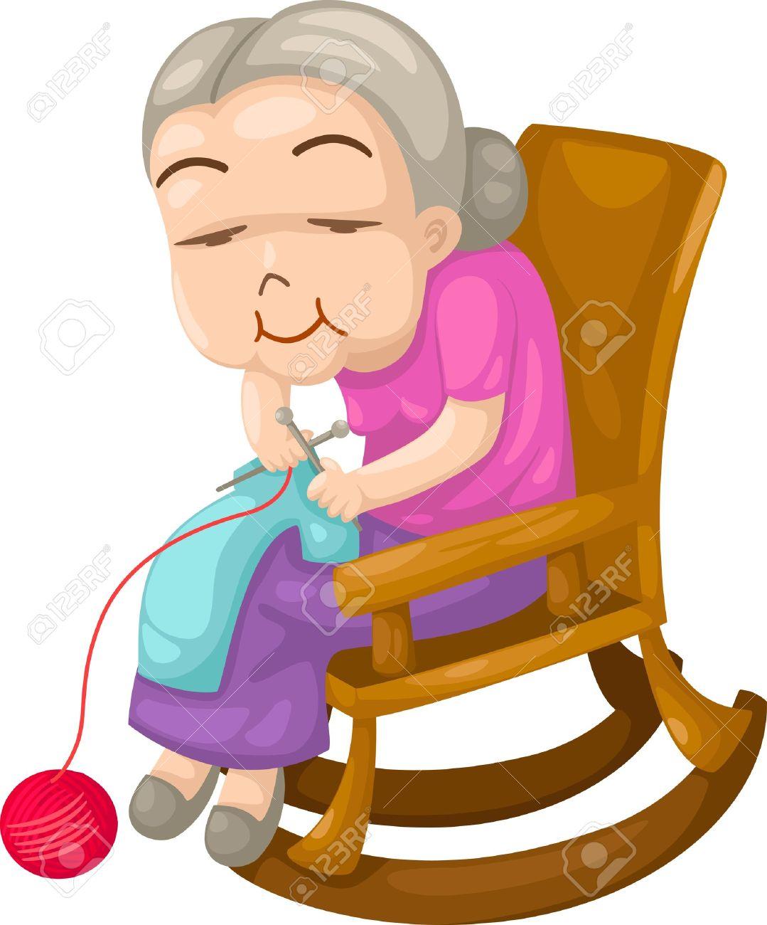 grandmother - 17848361
