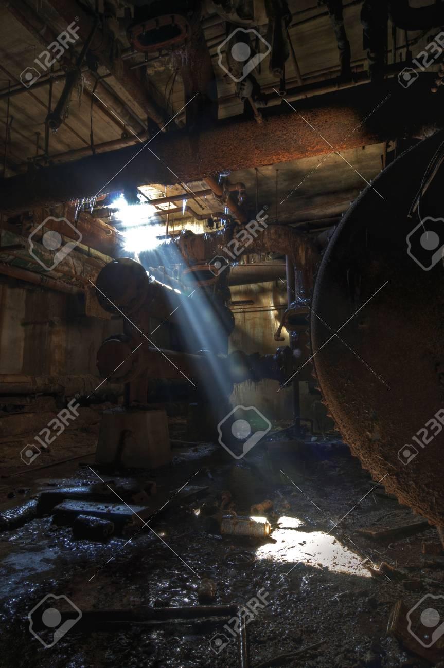 Basement Light Stock Photo - 4679783