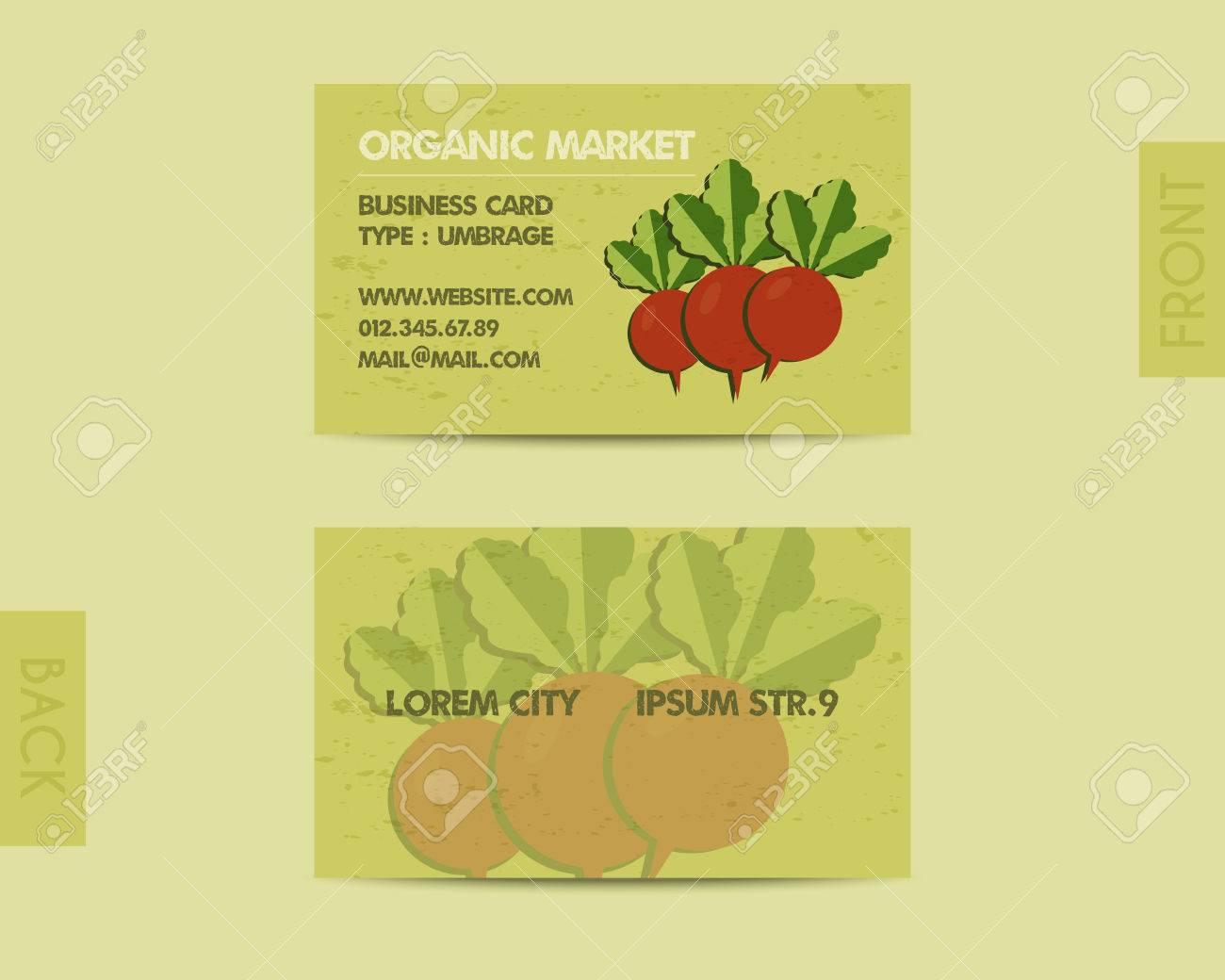 Summer farm fresh branding identity elements business card template summer farm fresh branding identity elements business card template organic stylish design mock colourmoves