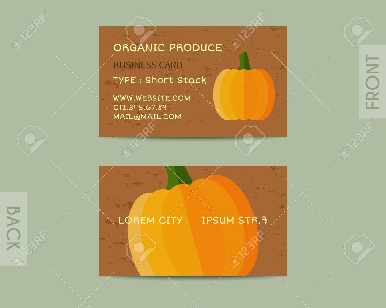Verano Organic Farm Elementos De Identidad De Marca Fresca ...