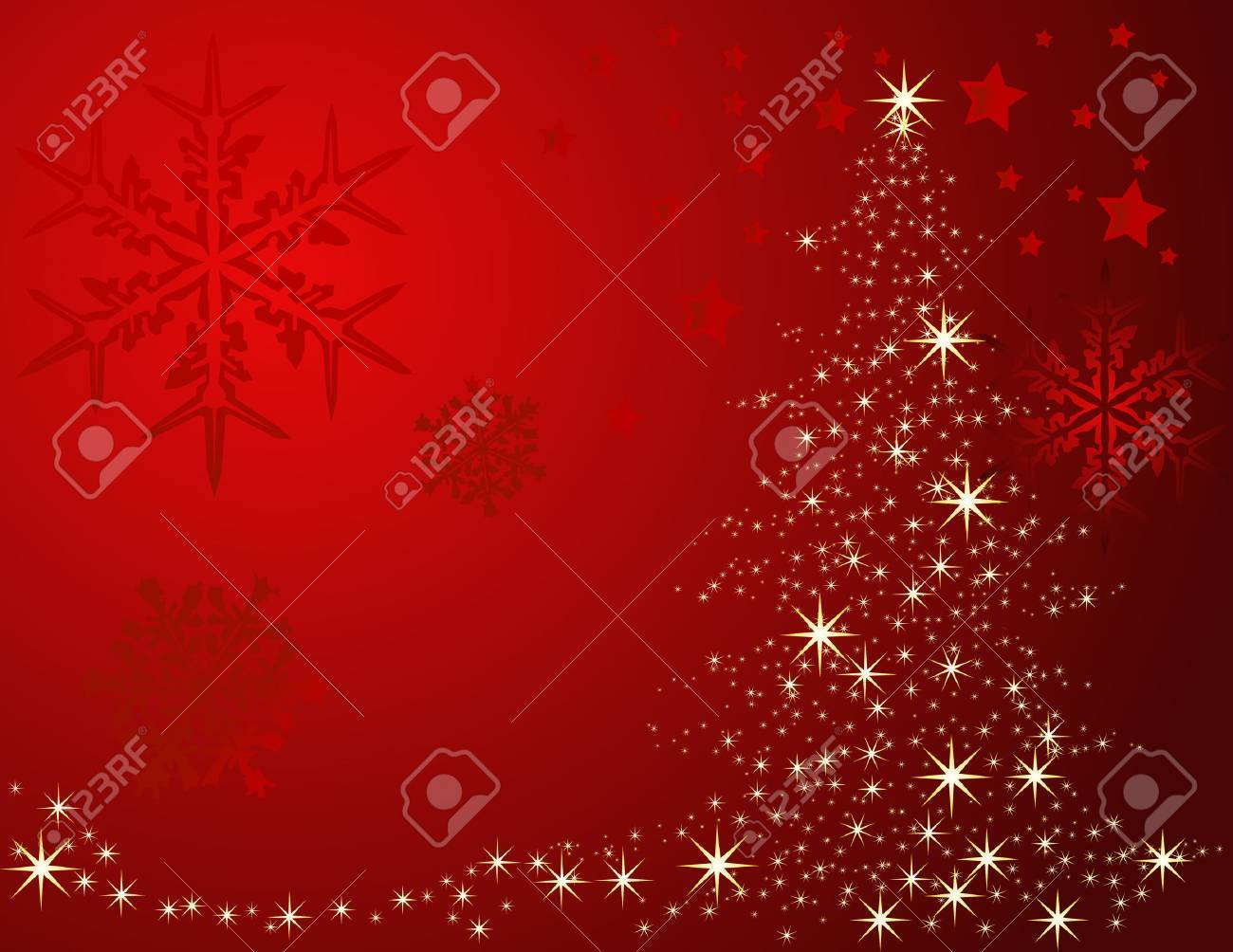 Christmas tree Stock Vector - 3663130