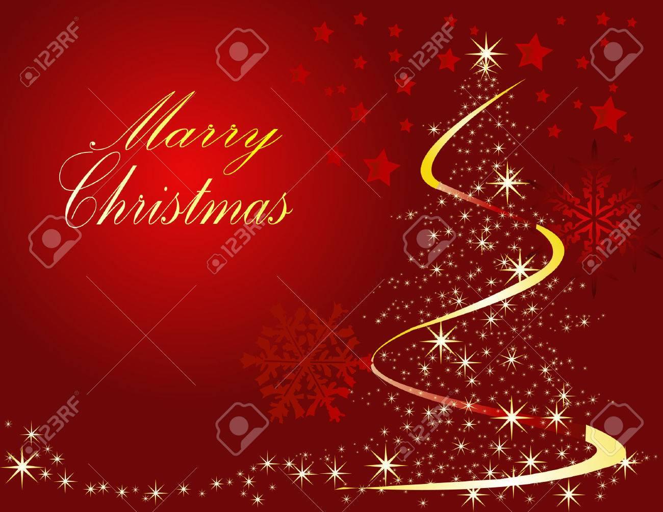 Marry Christmas Stock Vector - 3873974