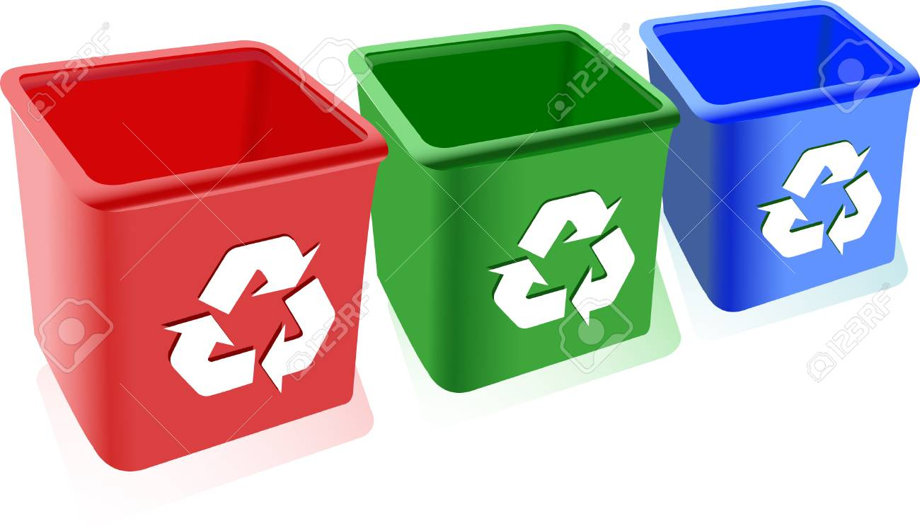 Recycle Stock Vector - 4392249