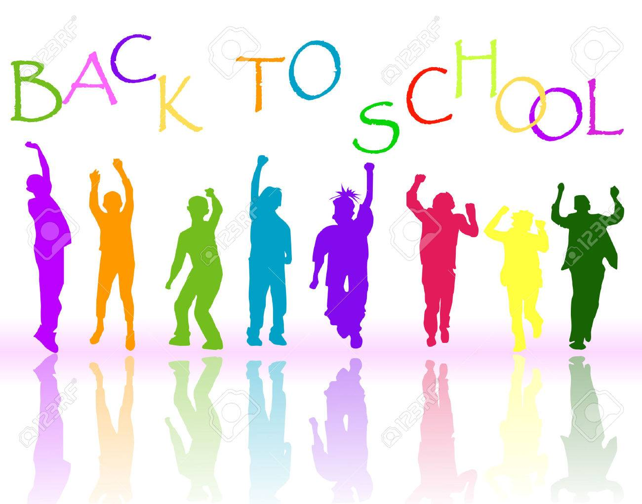 Back to school Stock Vector - 5316102