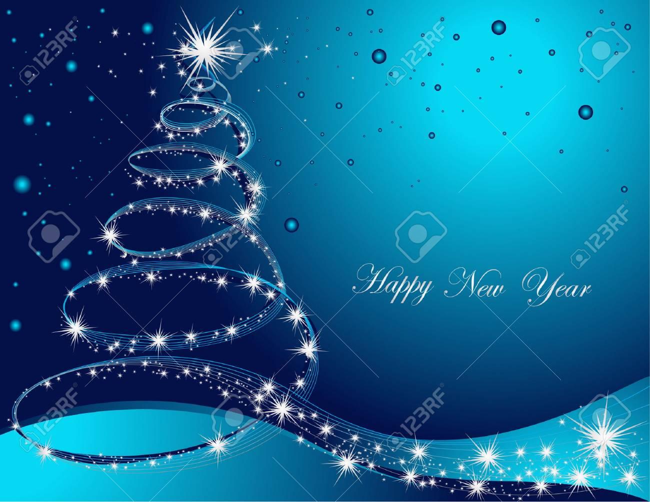 Happy New Year Stock Vector - 5953157